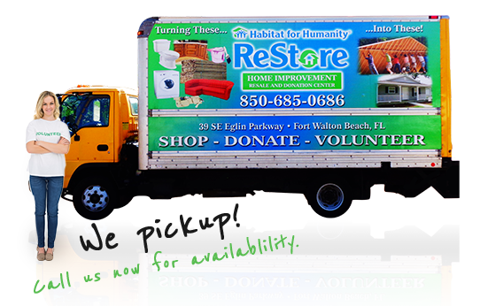 donate to our restores